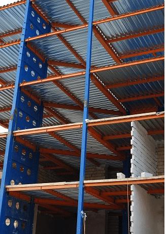 """پروره تخصصی """"آشنایی با دیوار برشی فولادی و نحوه ی مدل کردن آن در ایتبس"""""""