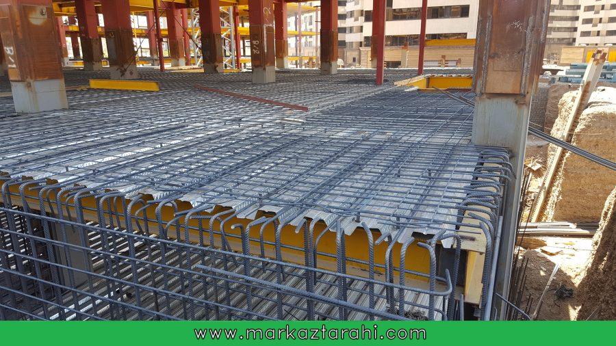 مثال های حل شده سازه های فولادی از آیین نامه AISC