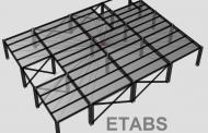 نکات مدلسازی دیافراگم در ETABS