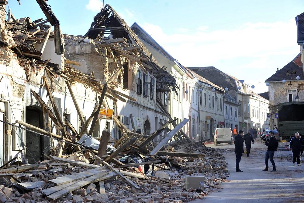 بزرگا و شدت زلزله